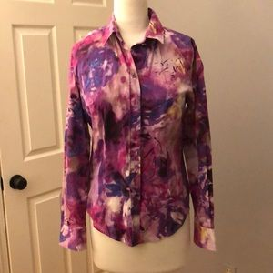 New York and Co blouse Size medium